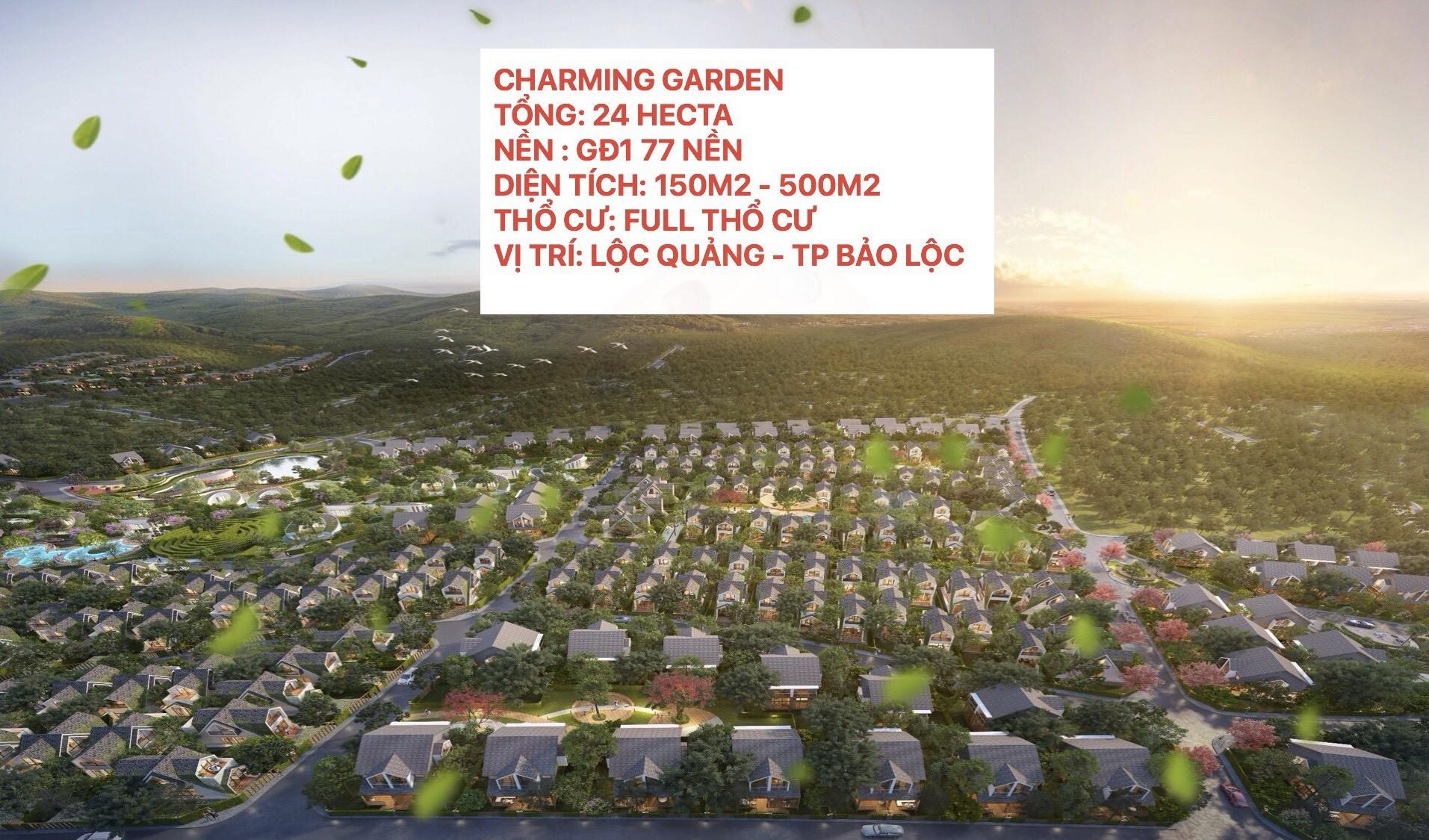 Đất nền sổ đỏ Bảo Lộc – Điểm đến mới của nhà đầu tư bất động sản